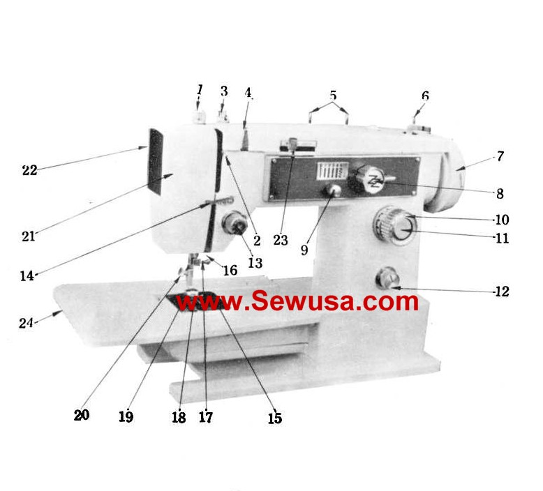 ls 1217 sewing machine manual