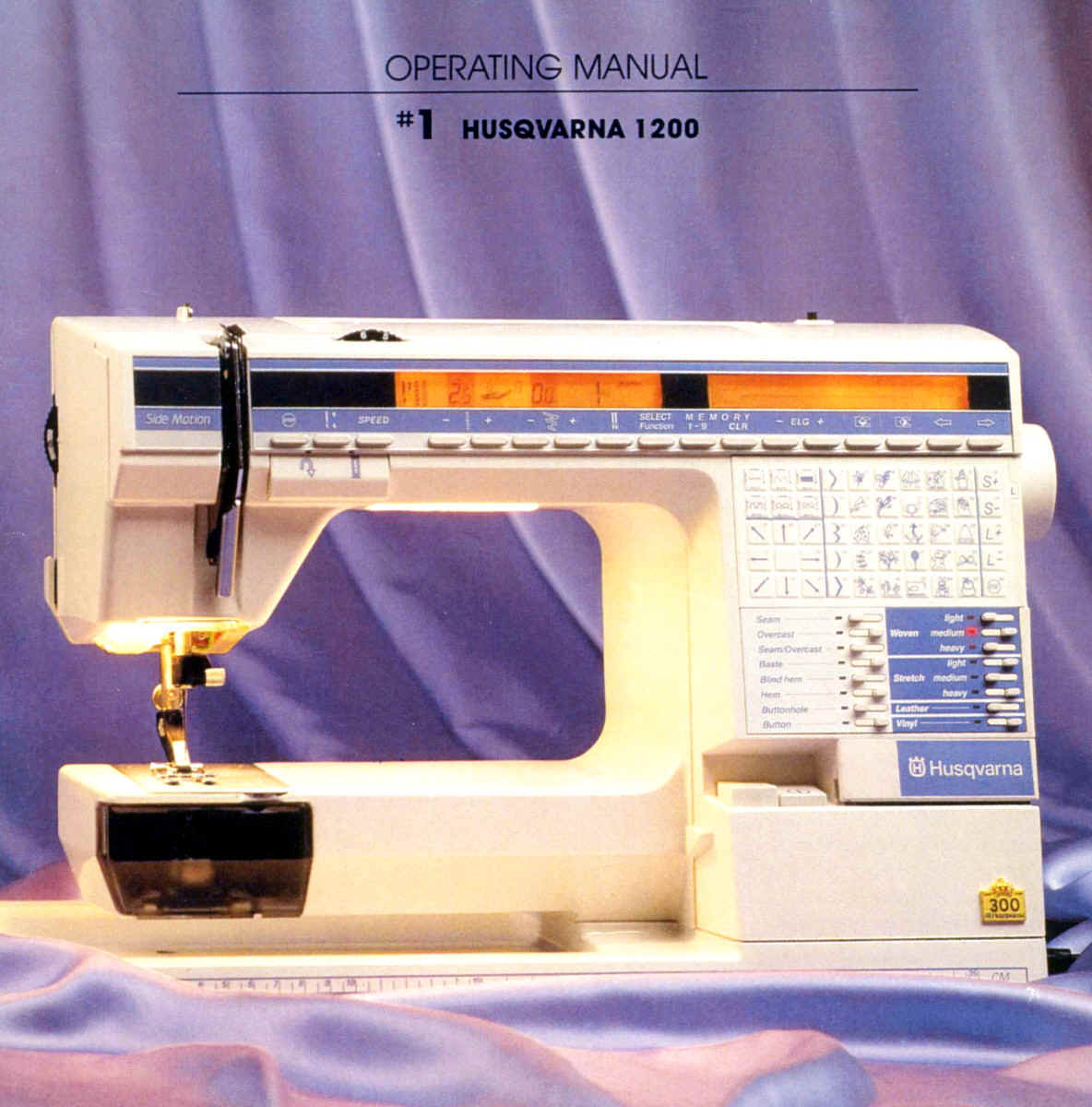 viking husqvarna sewing machine manuals