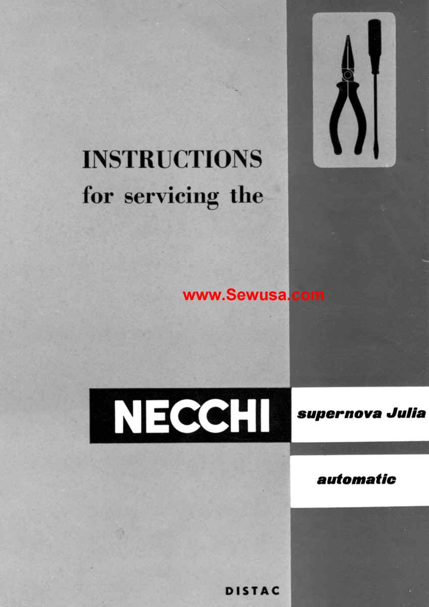Index Of Sewing Machine Manuals Necchi Pics 4795 Threading Diagram